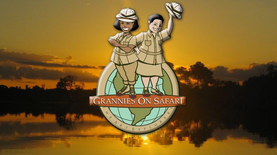 Grannies on Safari